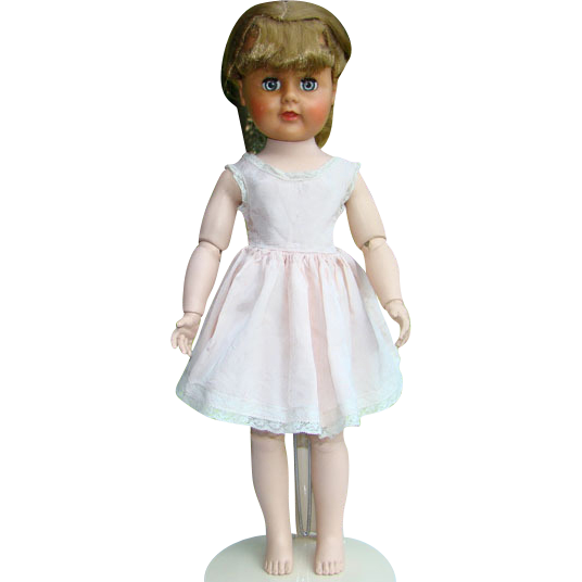Madame Alexander 1950-53 Madeline Doll Ball Jointed Hard To Find 18 Inch