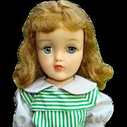 C1953 Harriet Hubbard Ayer Make Up Doll 16 Inch Original Dress Ideal P-91