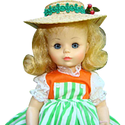 1965-70 Sounds of Music Liesl Doll 14 Inch Mary Ann 1405 Madame Alexander Mint in Box