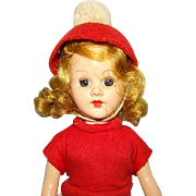 C1952 Sandra Sue Doll Richwood Toy Co Blond Original Clothing 8 Inch HP