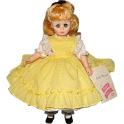 C1980 Madame Alexander Little Women Amy Doll Nancy Drew 12 Inch