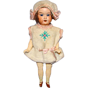 Antique 8 Inch Armand Marseille 390 Bisque Head Doll Germany 12/OX AM