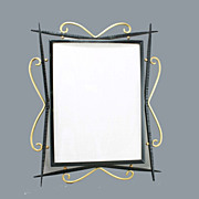 French Art Deco Picture Frame