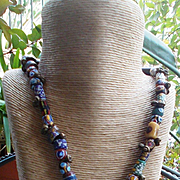 Out of Africa Necklace