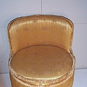 Late 19th Century Nursing Chair