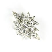 Crystal Rhinestone Vintage Pin