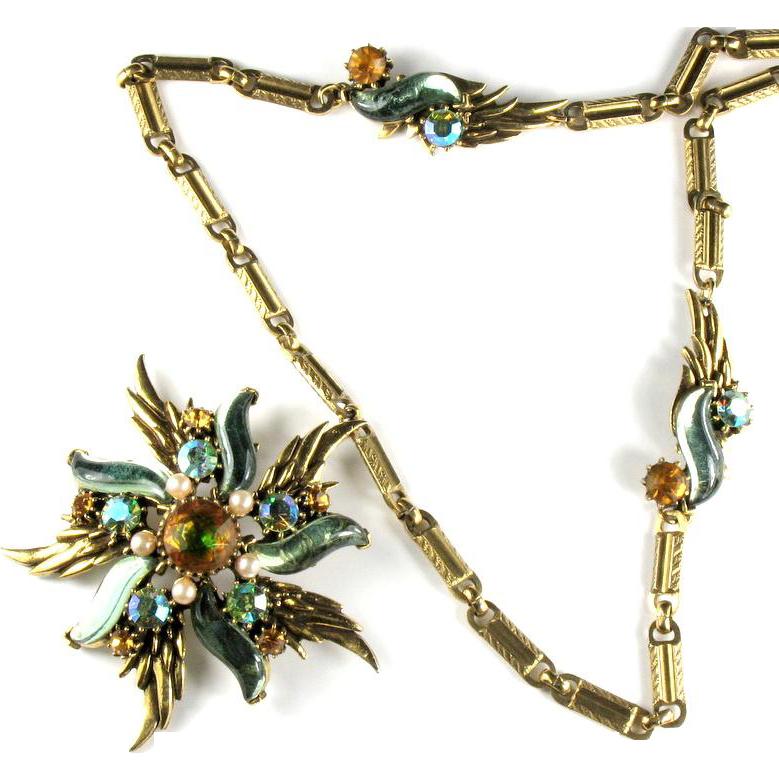 Florenza Vintage Jewelry 106