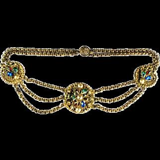 Korda Thief of Bagdad Vintage Necklace