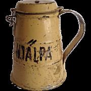 Santa Lucia Toleware Collection Tin