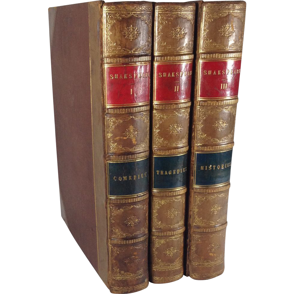 The Library Shakespeare, Illustrated By Sir John Gilbert