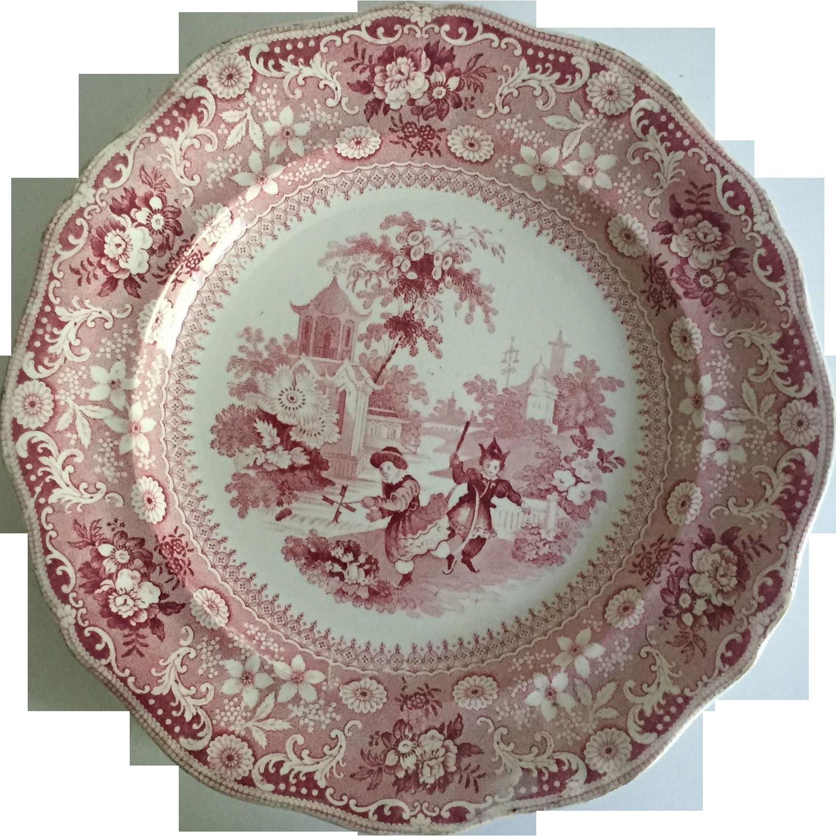 1860 Fashion Plate