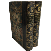 Eliza Cook's Journal, in Four Volumes, 1849 - 1851, London by John Owen Clarke Publishers