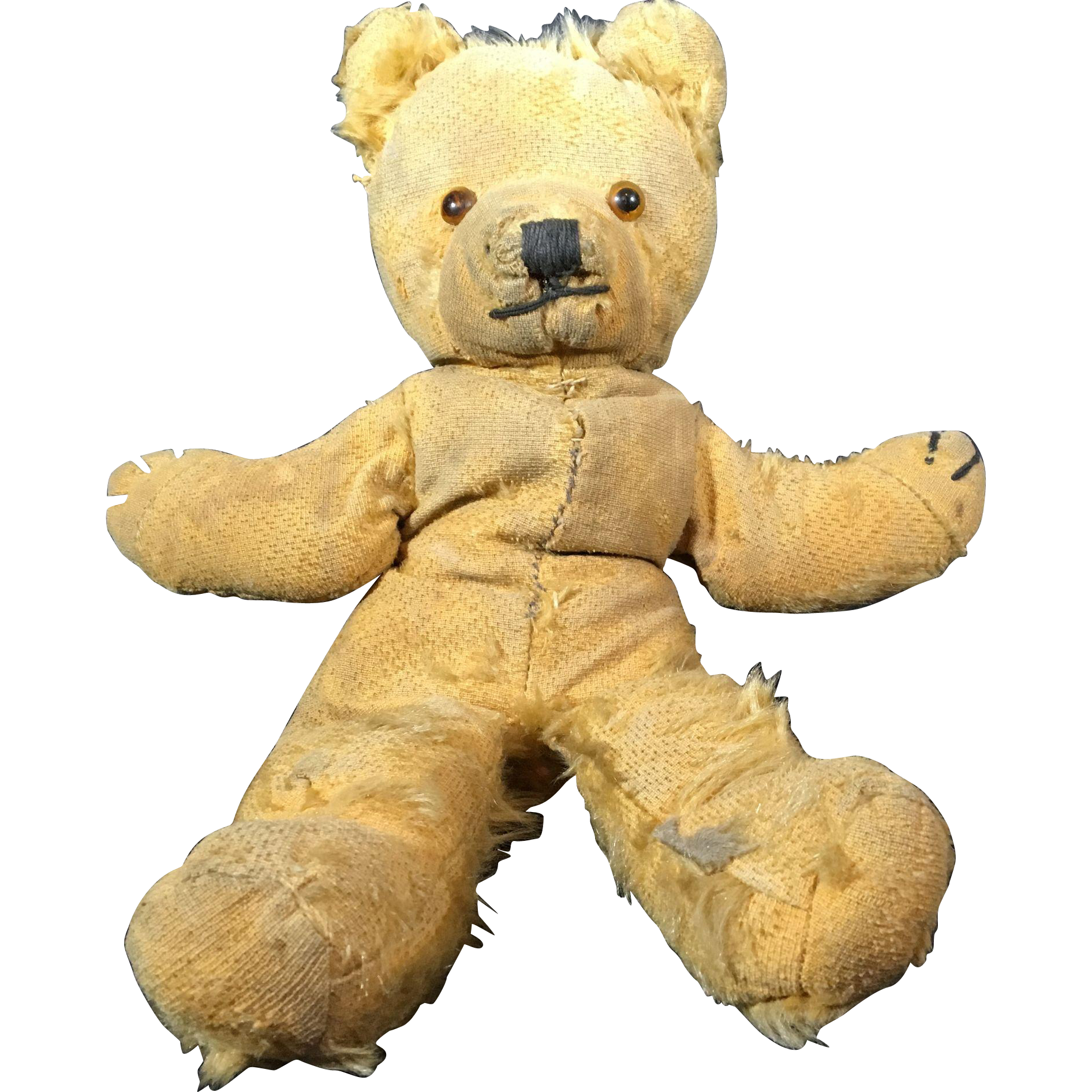 Old Teddy Bear, 'Mr. England'