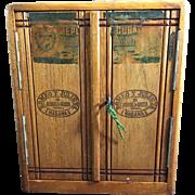Small Chest Made from Romeo Y Julieta Alvarez Y Garcia Habana Cigar Box