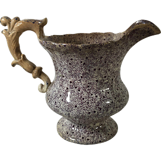 English Transfer Ware Jug