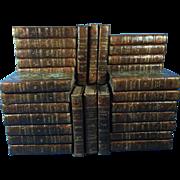 47 Volumes Waverley Novels, 1837