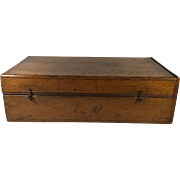 Old English Pine Work Box