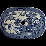 Blue Willow Drain. C.1840-1860