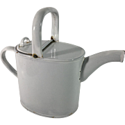 English Enamelware Watering Can