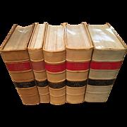 Law Books: English Public General Statutes