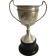 English Angling Club Silver Plate Trophy: Cup Winner
