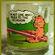 Anchor Hocking Garfield McDonalds Mug