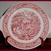 Royal China Memory Lane Platter