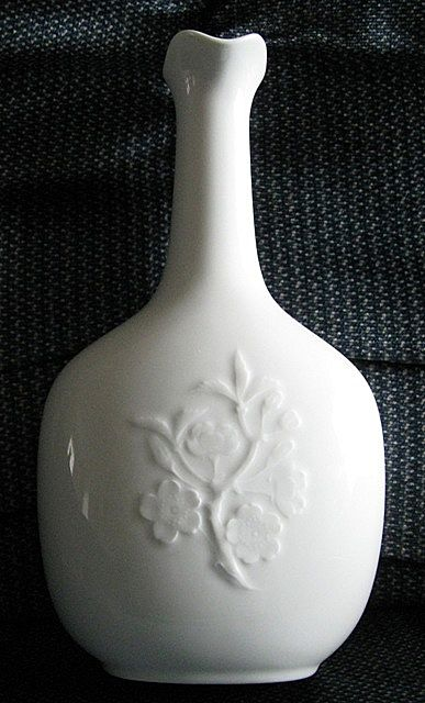 Royal Copenhagen Floral Vase/Decanter