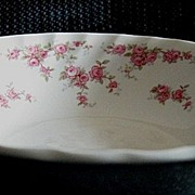 "Franciscan China ""Brides Bouquet"" Coupe Cereal Bowl"