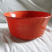 Hazel Atlas Ovide Sierra Breakfast Cereal Bowl