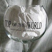 Stratosphere Top of the World Restaurant & Lounge Tidbit Bowl