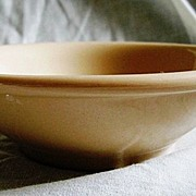 Mayer China Mayan Ware Fruit Dessert Bowl Restaurantware Tan