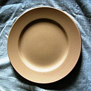 "Mayer China Mayan Ware 7 1/4"" Plate Restaurantware Tan"