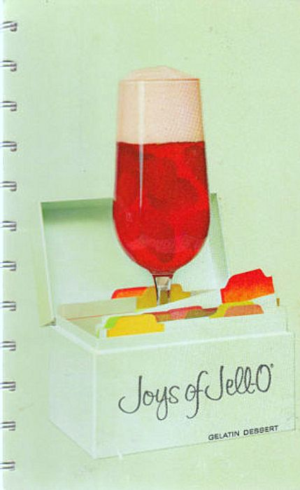 Joys of Jell-O Recipe Collection