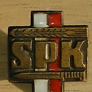 Polish Combatants Association (SPK) Membership Pin
