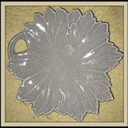 Steubenville Woodfield Leaf Tray Dove  Gray