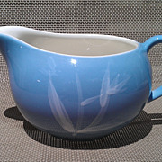 Winfield Blue Pacific Creamer