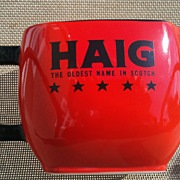 "Haig ""The Oldest Name in Scotch"" Whiskey Pitcher"
