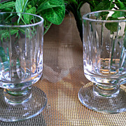 Stuart Crystal Pattern 14-1 Cordial Glass Set of 2