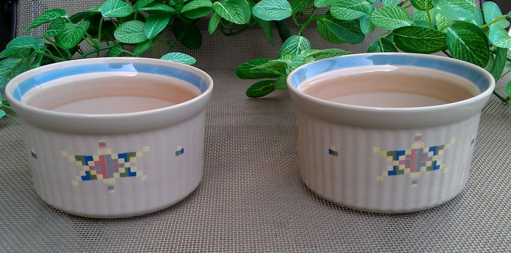 noritake arizona ramekin set of 2 annie 39 s avenue antiques ruby lane. Black Bedroom Furniture Sets. Home Design Ideas