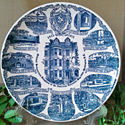 Daughters of the American Colonists Commemorative Plate