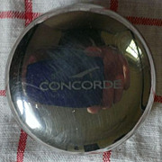 Vintage Air France Concorde Trinket Box