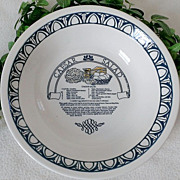 Royal China Garden Classics Cesar Salad Recipe Bowl