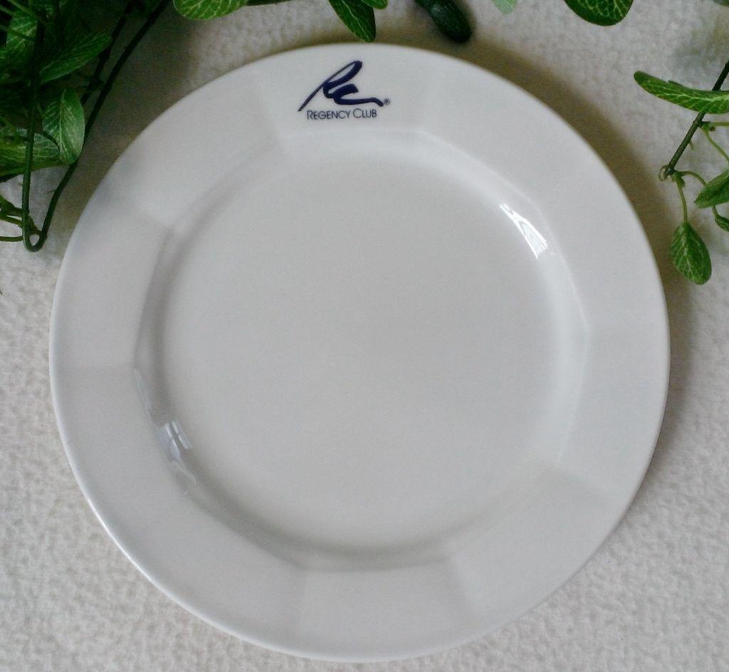 villeroy boch regency club porcelain plate set from. Black Bedroom Furniture Sets. Home Design Ideas