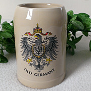 """Old Germany"" Beer Stein"