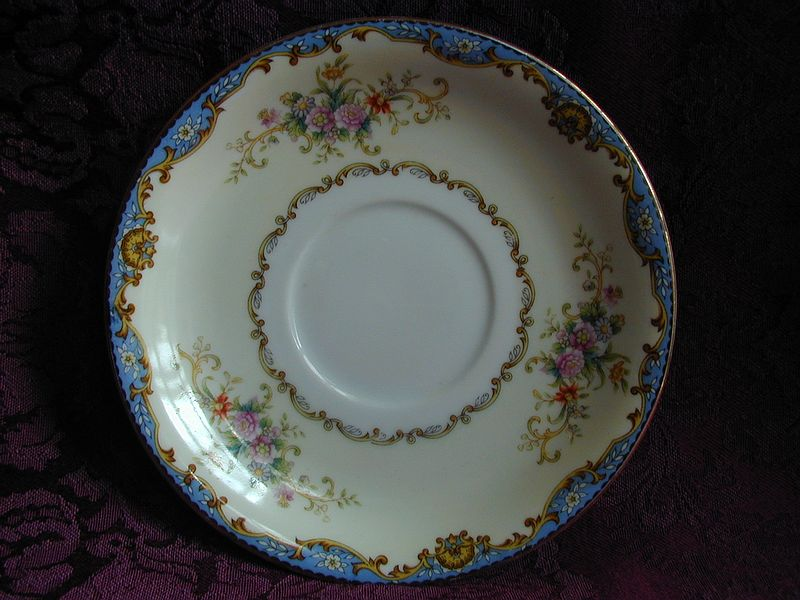 Meito China Hudson Saucer Only