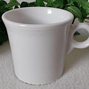 Homer Laughlin Fiesta White Mug