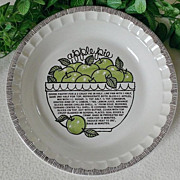 Royal China Country Harvest Apple Pie Baker