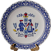 Johnson Brothers Hearts & Flowers Dinner Plate