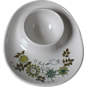 "Figgjo Flint Turi Design ""Market"" Pattern Eggcup"